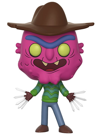 Pop! Animation: Rick & Morty - Scary Terry
