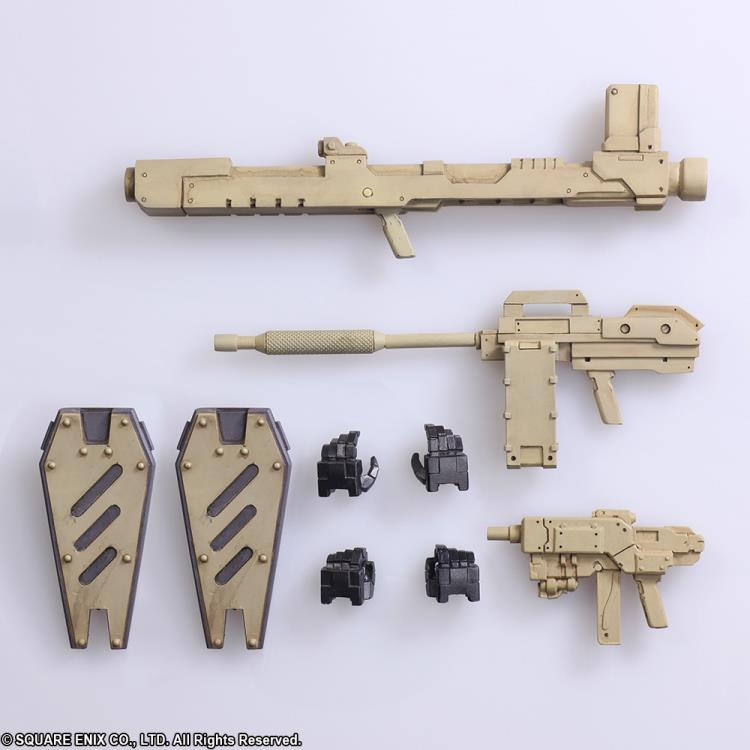 Front Mission 1st Wander Arts Zenith Wanzer (Arid Camo Variant)