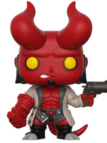 Pop! Comics: Hellboy - Hellboy (Chase)