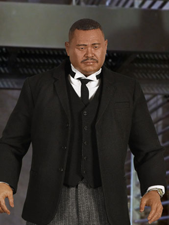 Goldfinger Oddjob 1/6 Scale Figure