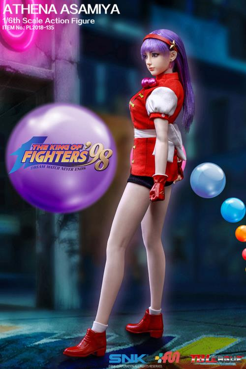 The King of Fighters Athena Asamiya 1/6 Scale Figure