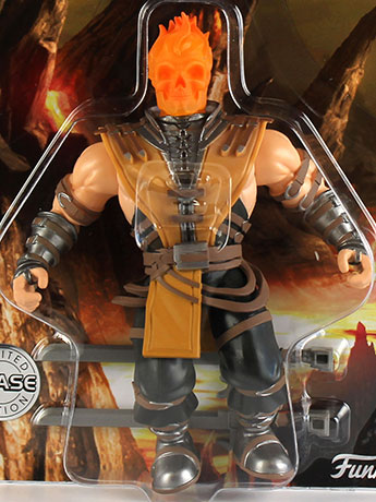 "Mortal Kombat Scorpion 5.50"" Action Figure (Chase)"