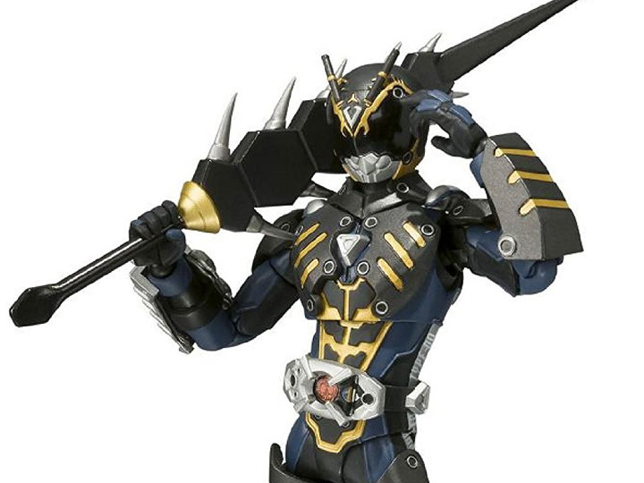 Kamen Rider S.H.Figuarts Alternative Zero