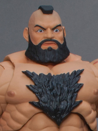 Street Fighter V Zangief (Special Edition) 1/12 Scale Figure