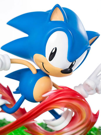 Sonic the Hedgehog 25th Anniversary Diorama