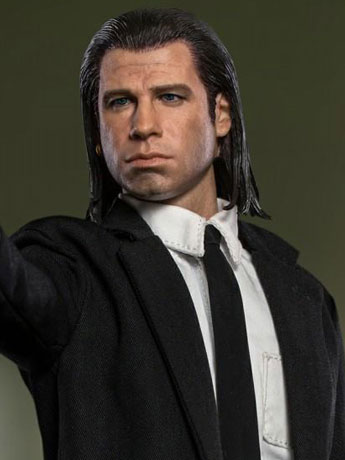 Pulp Fiction Vincent Vega 1/6 Scale Figure