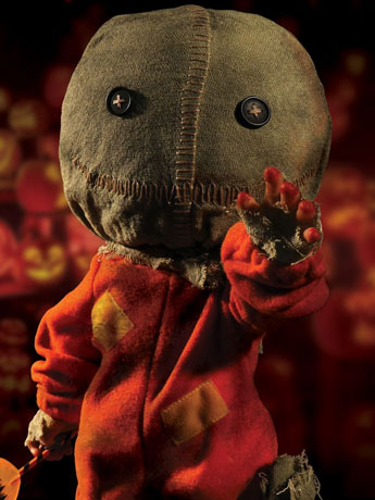 "Trick 'r Treat 15"" Mega Scale Sam"