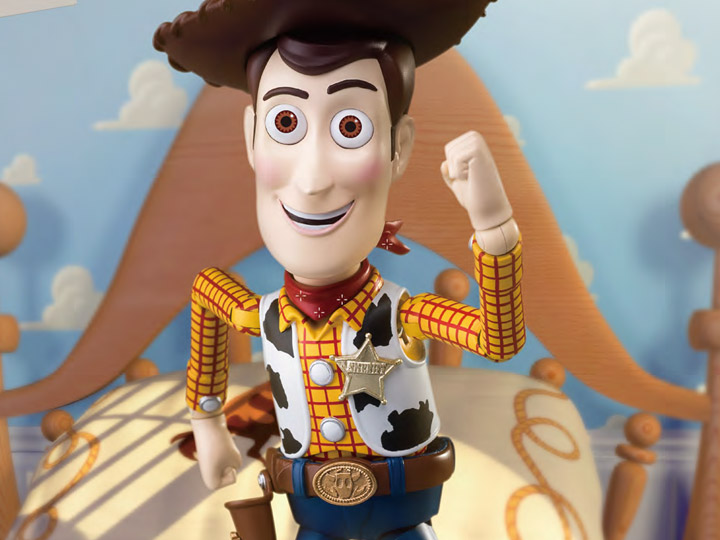 Toy Story Dynamic 8ction Heroes Dah 016 Woody Px Previews