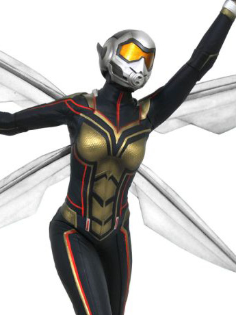 Ant-Man and the Wasp Gallery Wasp Statue