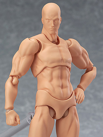 Archetype Next figma No.2 Flesh Color - He