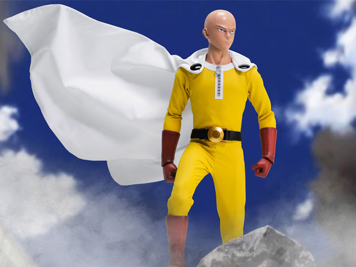 One-Punch Man Saitama 1/6 Scale Action Figure