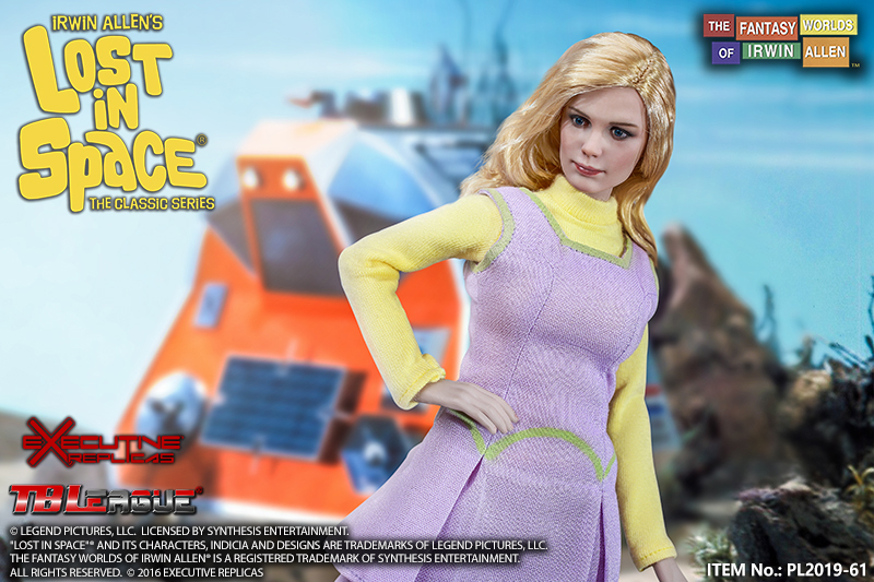 Lost in Space Judy Robinson (Third Season) 1/6 Scale Figure