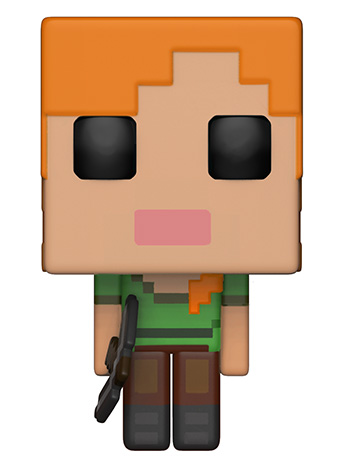Pop! Games: Minecraft - Alex