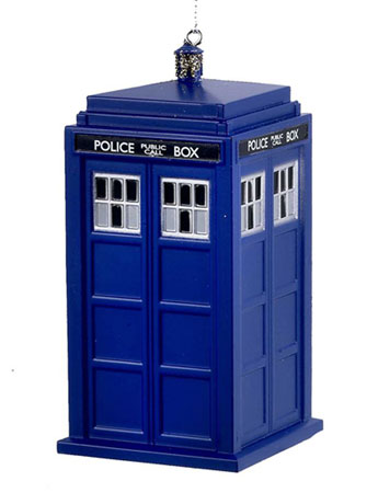 Doctor Who T.A.R.D.I.S. Ornament
