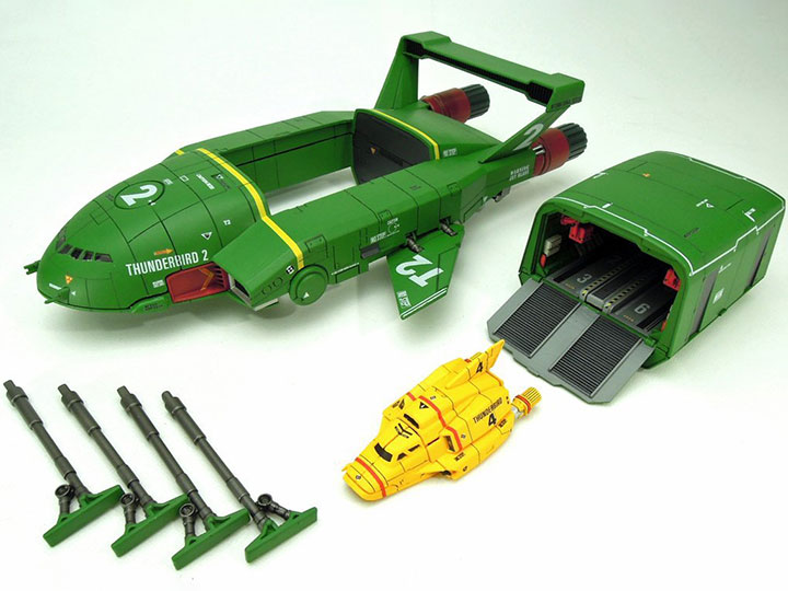 lego thunderbird 2 instructions