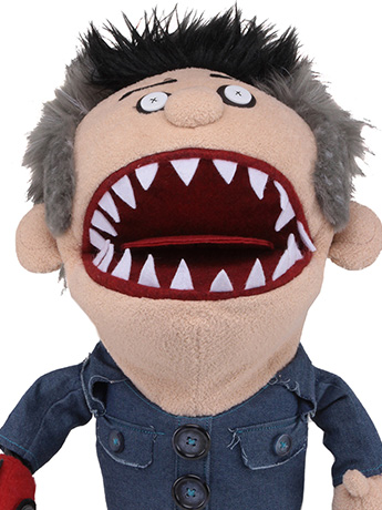 Ash vs Evil Dead Prop Replica Ashy Slashy (Possessed) Puppet