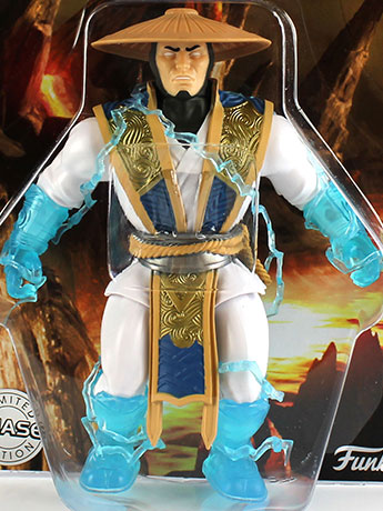 "Mortal Kombat Raiden 5.50"" Action Figure (Chase)"