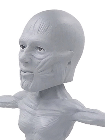 Westworld White Body Bobblehead