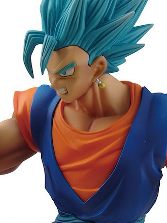 Dragon Ball Super Warriors Battle Retsuden Super Saiyan Blue Vegito