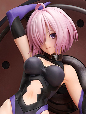 Fate/Grand Order Shielder (Mash Kyrielight) 1/7 Scale Figure (Limited Edition)