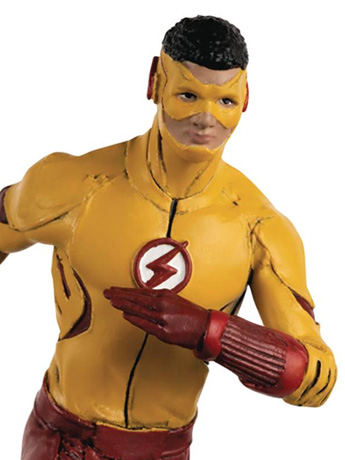 The Flash (TV Series) Figurine Collection #2 Kid Flash