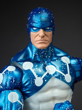 Spider-Man Marvel Legends Cosmic Spider-Man (Flight Gear BAF)
