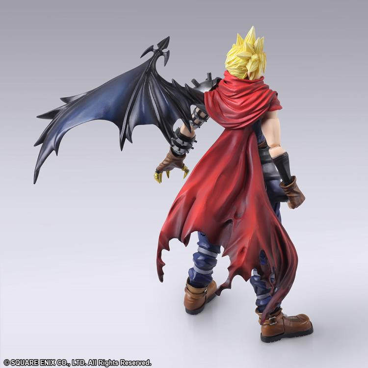 Final Fantasy Bring Arts Cloud Strife (Another Form Variant)