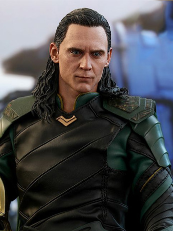 Thor: Ragnarok MMS472 Loki 1/6th Scale Collectible Figure