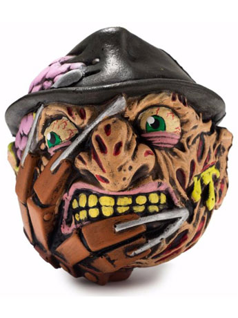 A Nightmare on Elm Street Madballs Freddy Kruegar