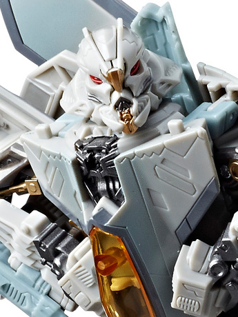 Transformers Studio Series 06 Voyager Starscream