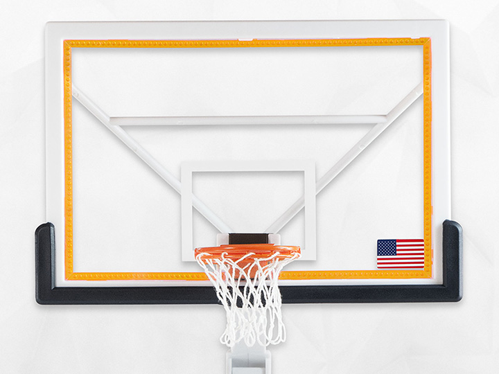 1/9 Scale Motion Masterpiece NBA Collection Basketball Hoop & Ball Rack
