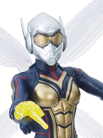 Ant-Man and the Wasp Marvel's Wasp With Wing FX