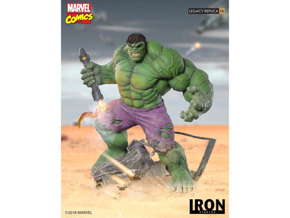 Marvel Legacy Replica Hulk Limited Edition Statue