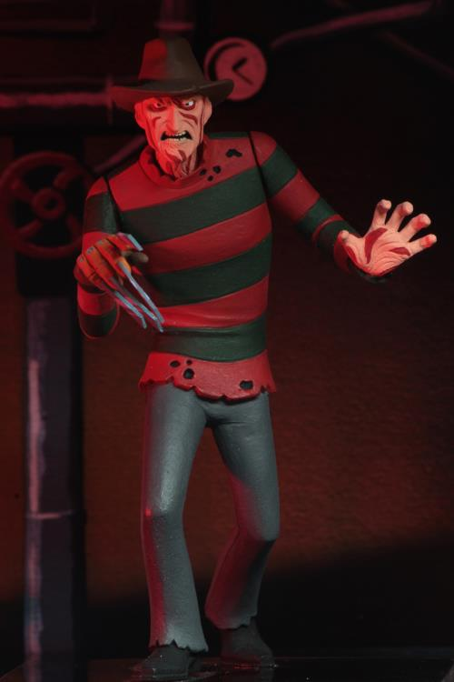 A Nightmare on Elm Street Toony Terrors Freddy Krueger