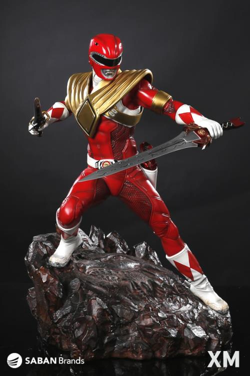P 51 For Sale >> Mighty Morphin Power Rangers Premium Collectibles Red Ranger Statue