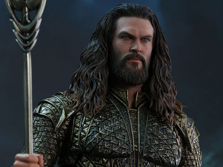 Justice League MMS447 Aquaman 1/6 Scale Figure