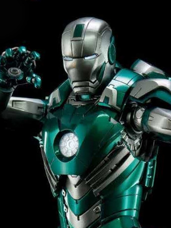Iron Man 3 DFS054 Iron Man Mark XXXI Piston 1/9 Scale Figure