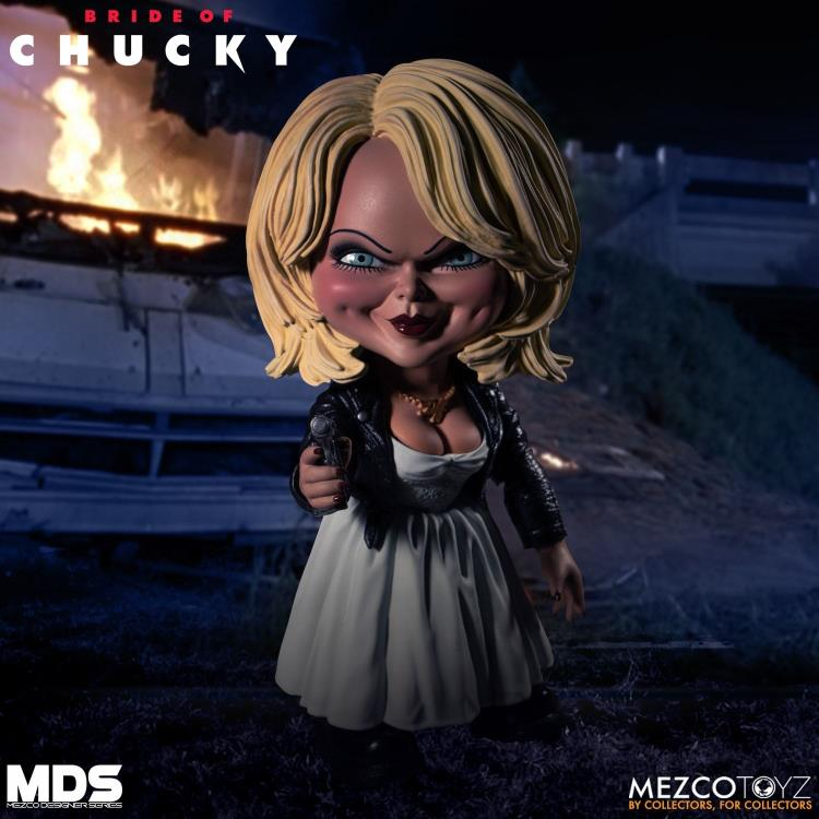 Bride of Chucky Mezco Designer Series Tiffany