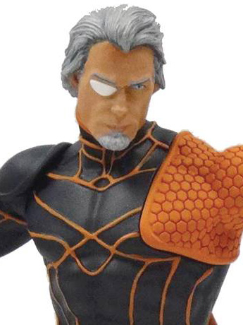 DC comics Rebirth Deathstroke (Unmasked) Statue PX Previews Exclusives