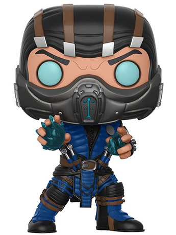 Pop! Games: Mortal Kombat - Sub-Zero (Chase)