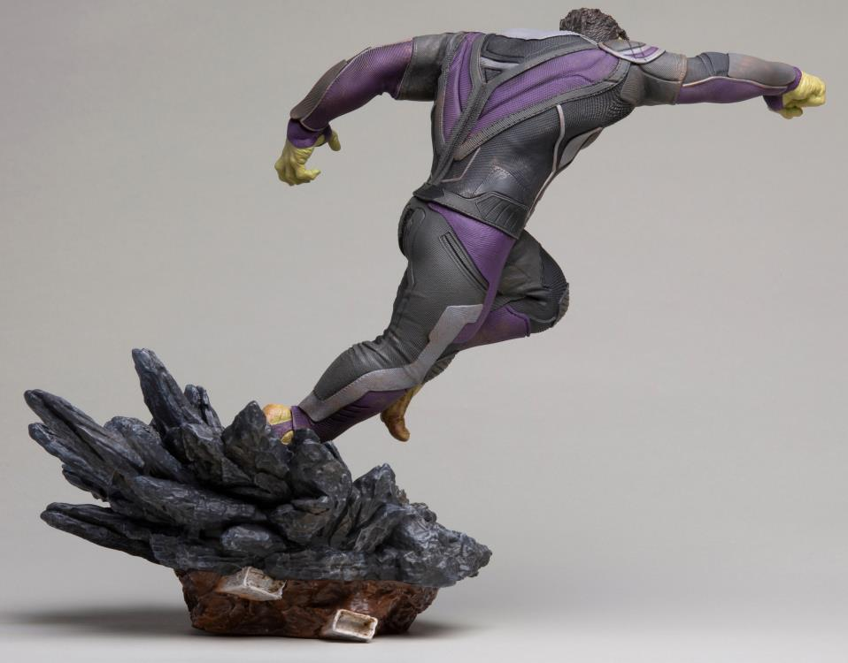 Avengers: Endgame Battle Diorama Series Hulk 1/10 Deluxe Art Scale Limited Edition Statue