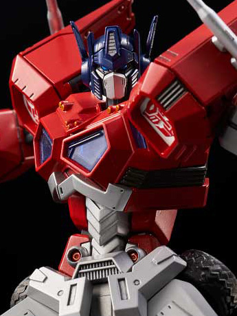 Transformers Furai 01 Optimus Prime (Attack Mode) Model Kit