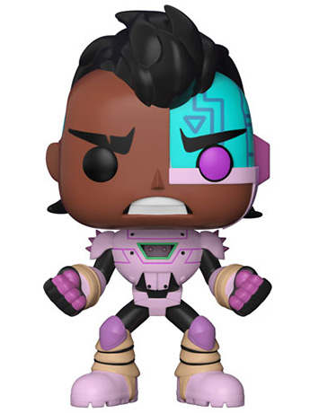 Pop! TV: Teen Titans Go! (The Night Begins to Shine) - Cyborg