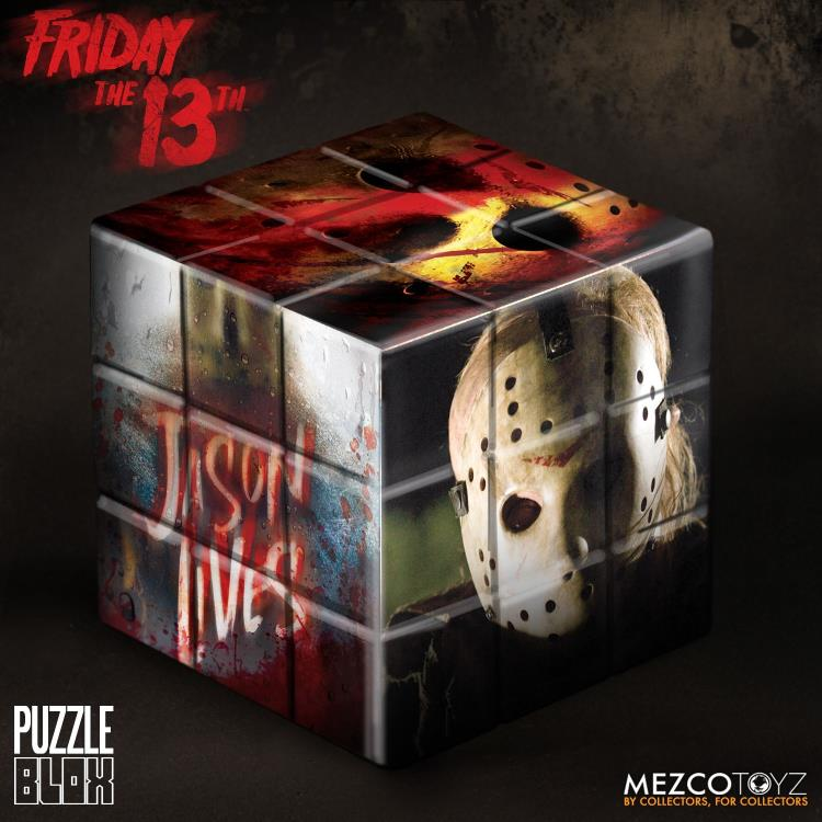 Friday the 13th (2009) Puzzle Blox Jason Voorhees