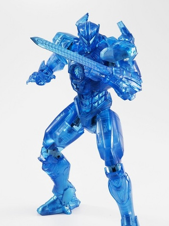 Pacific Rim: Uprising Robot Spirits Gipsy Avenger (Blue Print Clear Ver.) Exclusive