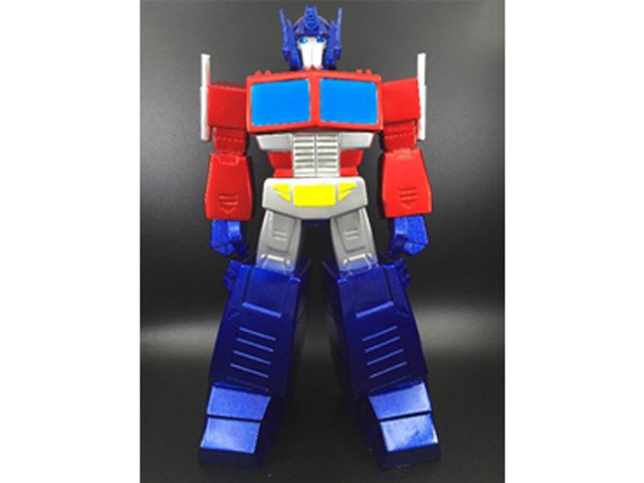 Vintage Arts Sofubi Collection - Optimus Prime (Metallic Special Version) LE 300