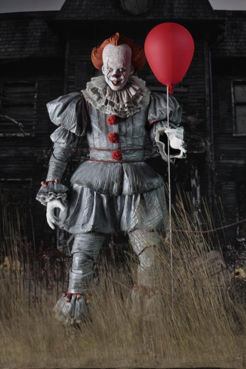 It (2018) Pennywise 1/4 Scale Figure