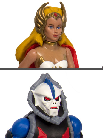 Masters of The Universe Vintage Collection She-Ra & Hordak Two Pack