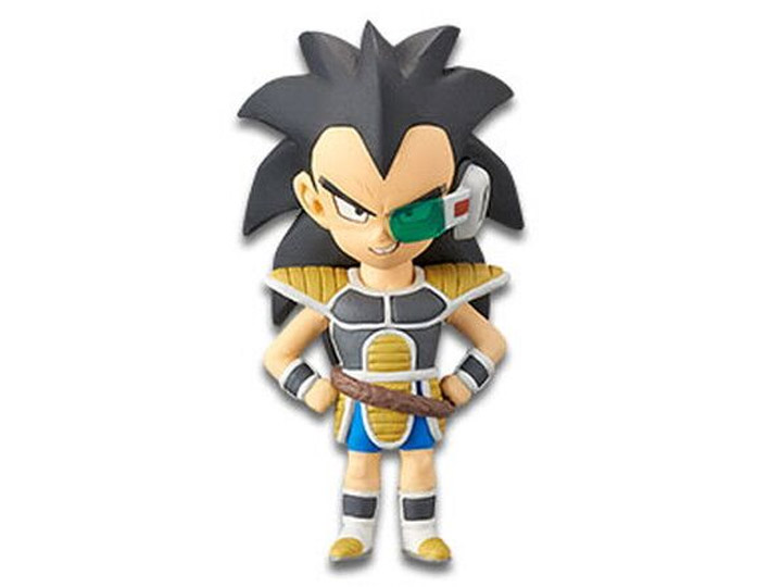Dragon Ball Super Broly World Collectable Figure Young Raditz