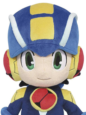 "Mega Man Battle Network 11"" Mega Man.EXE Plush"